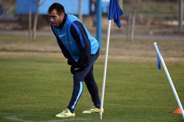 Rosario Central recibió un alerta de doping por el Chelito Delgado