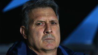 El Tata admitió su preocupación por la situación de Messi.