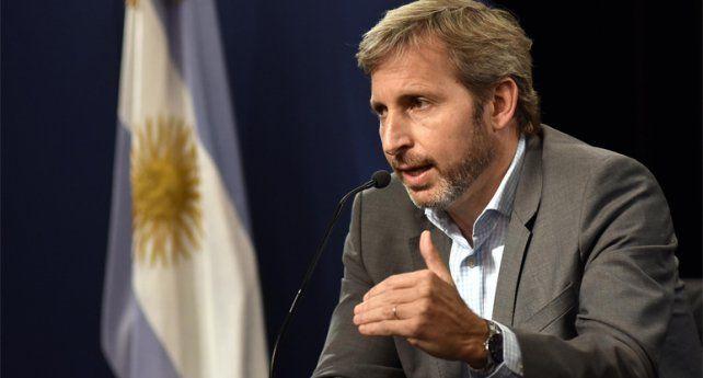 El ministro Frigerio auguró un panorama favorable para el segundo semestre del año.