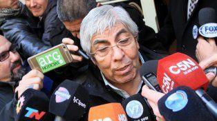 Moyano dejó entrever que podría haber movilizaciones y paros contra el gobierno si no toma medidas urgentes.
