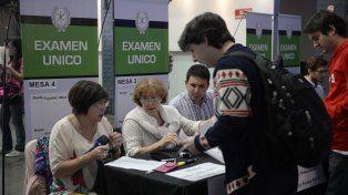 Prueba superada. Valoraron la calidad de la enseñanza en la Universidad Nacional de Rosario.