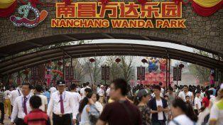 Espectacular. El ingreso a Ciudad Wanda