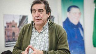 El dirigente sindical Hugo Godoy.