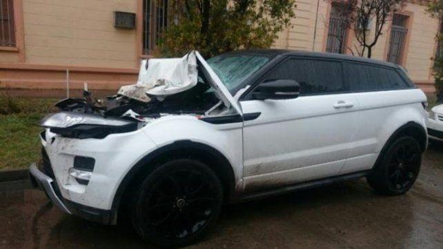 El mediocampista de Central Gustavo Colman sufrió un accidente de tránsito