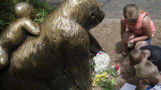 El trágico incidente ocurrió anteayer en el zoo de Cincinnati