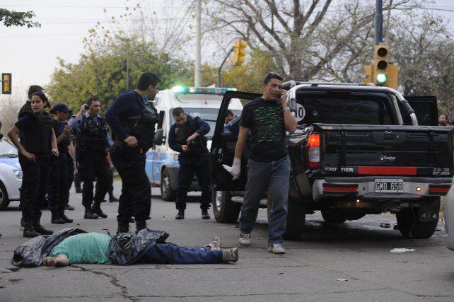 La matanza de Marcelo Alomar