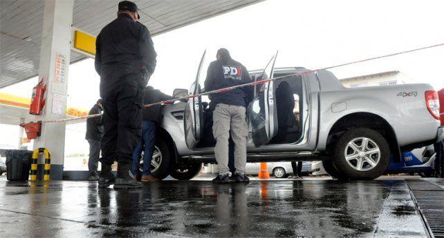 El penalista Jorge Bedouret resultó baleado en las cercanías de Circunvalación y Ovidio Lagos.