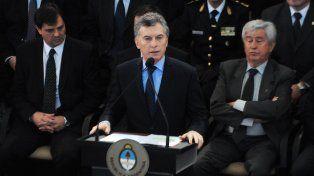 El presidente Mauricio Macri adelantó que traerá al país el dinero que tiene depositado en Bahamas.