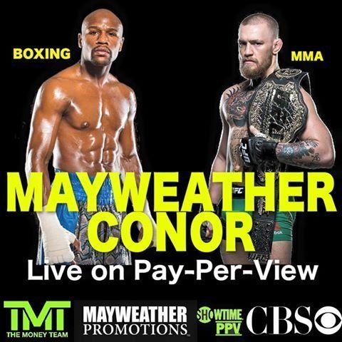 El invicto Mayweather se pone los guantes para una pelea sin precedentes