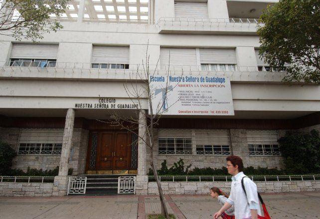 Confirmaron dos casos de meningitis en el colegio Nuestra Señora de Guadalupe