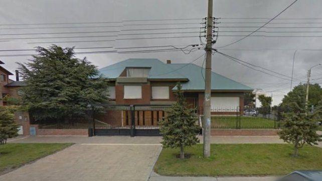Marijuan allanó la propiedad donde vivían Néstor y Cristina y que fue comprada por Lázaro Báez