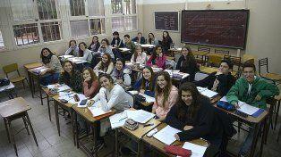 Educación pública. El Supe es una de las3 escuelas medias que dependen de la Universidad Nacional de Rosario.