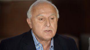 Gobernador. Lifschitz aseguró que pese a las diferencias