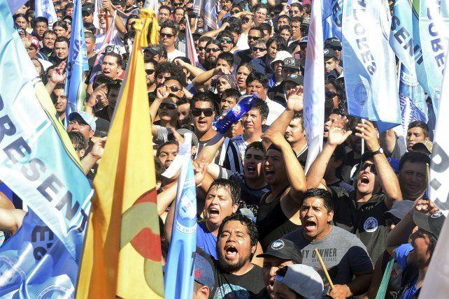 Hoy el gremio se trasladará a Buenos Aires para reunirse en el Ministerio de Trabajo con las cámaras empresariales por las negociaciones salariales.