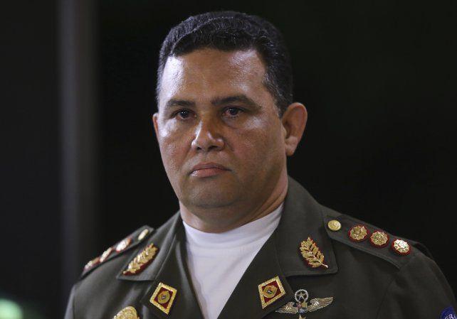 El ministro del Interior