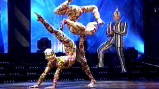 Las flexibles acróbatas orientales del Cirque du soleil, lo más asombroso del regreso de Tinelli