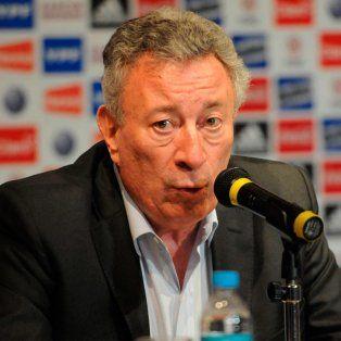 El presidente de la AFA, Luis Segura, dijo que no hay chances de que la selección no juegue la Copa América.