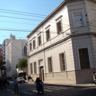 Colegio del Huerto de Rosario. (Foto de archivo)