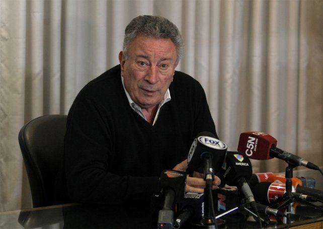El presidente de AFA confirmó que las elecciones están suspendidas.