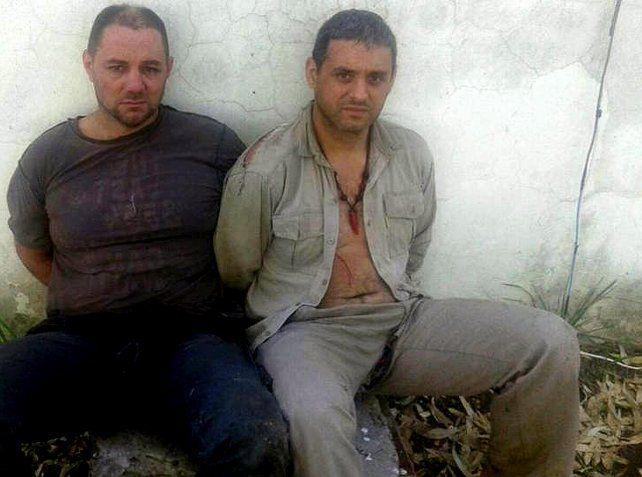 El fiscal imputó a los Lanatta y Schillaci de la privación ilegítima de la libertad