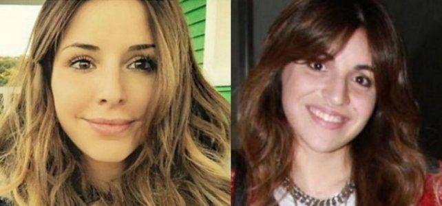 Chispazos y cruce de mensajes picantes entre Cande Tinelli y Gianinna Maradona