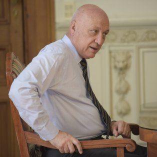 El exgobernador Bonfatti salió a criticar a Frigerio