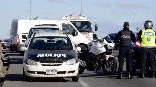 Un grupo de ladrones se robó 11 millones de pesos en un golpe comando en plena autopista
