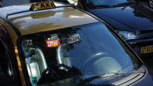 Apoyo oficial. Los taxistas valoraron la voluntad de las autoridades.