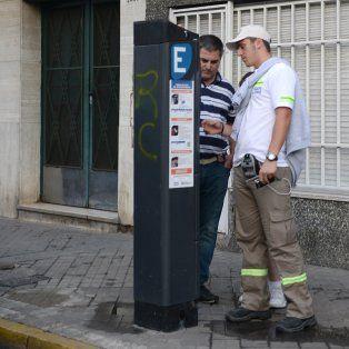 Día D. El sistema de estacionamiento medido tendrá hoy un día clave.