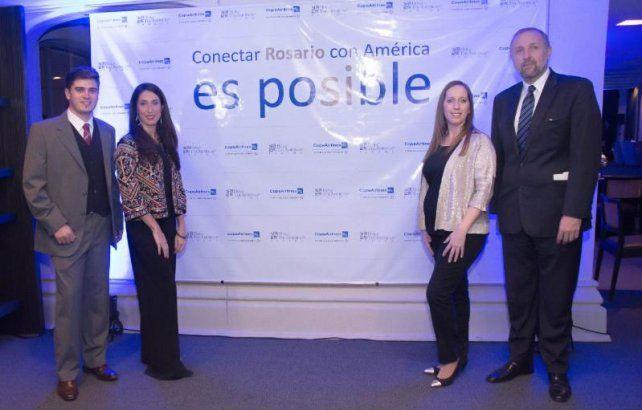 Gustavo Esusy (gerente Regional Mercosur Copa Airlines)