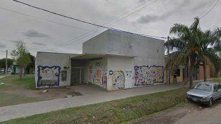 El dispensario está ubicado en Bermúdez al 6300.