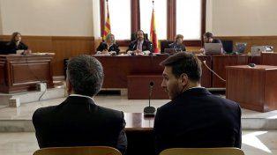 Lionel Messi y su padre desconocían los aspectos fiscales de los contratos del futbolista
