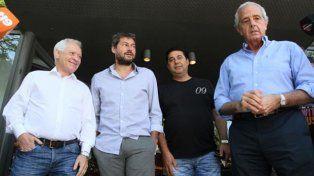 Siguen las renuncias en la AFA: primero Tinelli y ahora Angelici, DOnofrio, Blanco y Lammens
