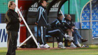 Cuando sos el técnico de la selección argentina siempretenés la presión deganar el título que disputás