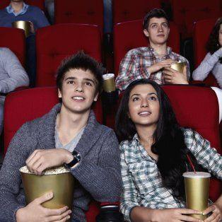 Disfrutar del cine, una buena costumbre de los rosarinos.