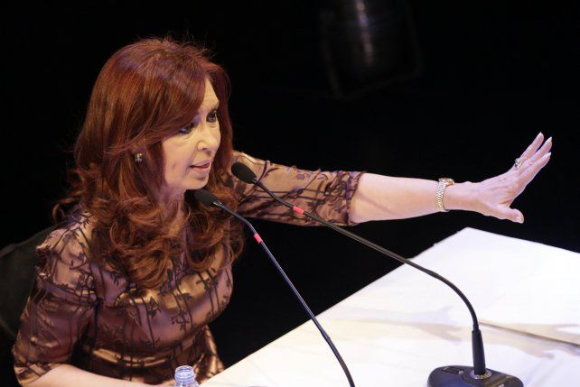 Cristina Fernández se había enojado con la jueza que hoy suspendió a Echegaray