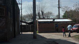 El lugar. La pelea se dio en una vivienda de Felipe Moré al 1200.