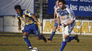 Adentro. Facundo Reynoso fue confirmado por Vaquero en el once titular.