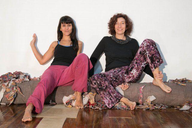 Soledad Verdún y Ana Varela protagonizan la obra de danza inspirada en un poema de Stéphane Mallarmé.
