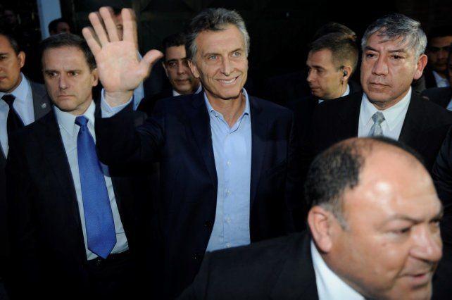 Macri descansará todo el fin de semana en Olivos y el lunes retomará la actividad normal.