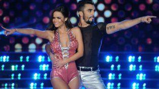 María del Mar debutó anoche en el programa de Marcelo Tinelli