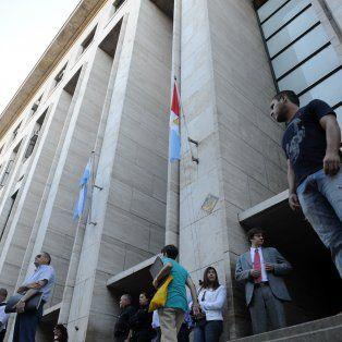 Hoy se realizó la audiencia imputativa en los Tribunales Provinciales