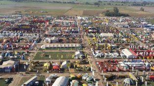 Más de 70 hectáreas estarán destinadas a la muestra estática