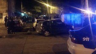 El asesinato de la mujer conmovió al popular barrio de la zona sur.