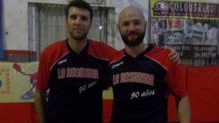 Rosario alcanzó un buen triunfo el el campeonato provincial de básquet