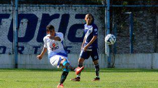 El goleador. Rivarola en el tercer minuto adicionado marcó el 3 a 2 ante Atlas.