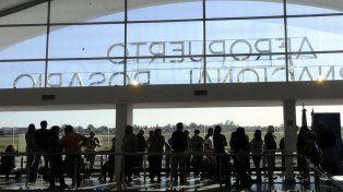 El gobierno provincial invertirá 450 millones pesos en el Aeropuerto Islas Malvinas