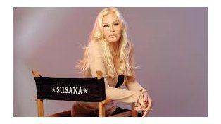 Susana ya puso fecha para su vuelta a la televisión