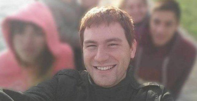 David Varlotta fue asesinado en un asalto en Buenos Aires.