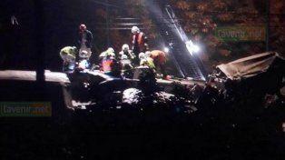 Chocaron dos trenes en Bélgica y dejaron al menos tres muertos y cuarenta heridos